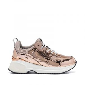 REPLAY LAGLEY SNEAKERS RS1B0022S 0496 – COPPER