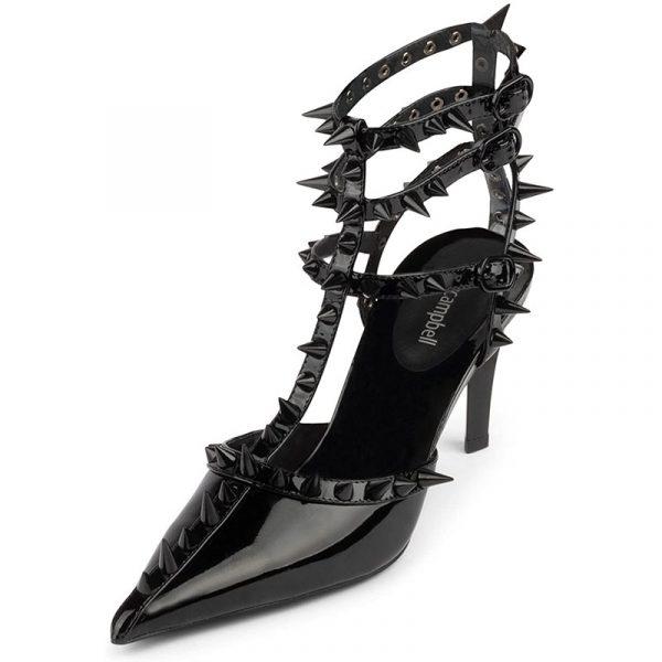 Jeffrey Campbell – Ruthless heels 010100253300137 – BLACK