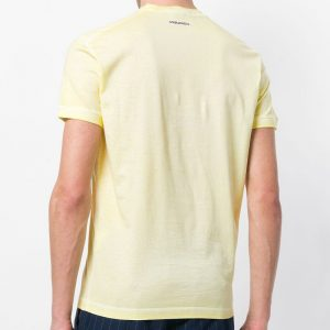 DSQUARED2 T-SHIRT S71GD0632 – S22427 – 169 YELLOW
