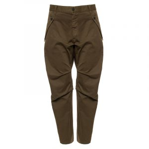 DSQUARED2 ICON COTTON TWILL SEXY CARGO PANTS S74KB0471S52985-728-