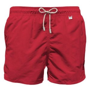 MC2 SWIM SHORTS SUPREME PANTONE-RED