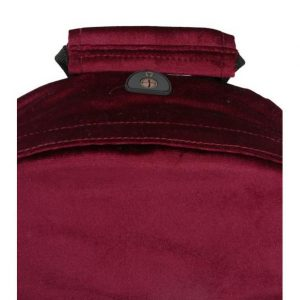 MI PAC MINI VELVET BACKPACK 740416-A63-GARNET