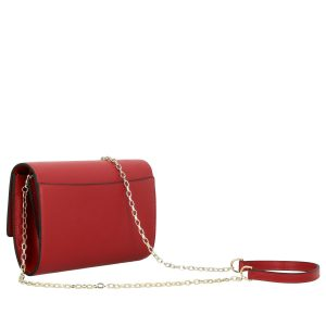 EMPORIO ARMANI WALLET Y3H186 YH15A 83917 RUBY RED/DARK BLUE