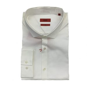 HUGO BOSS C-GEORGE SHIRT 50329433-199-WHITE