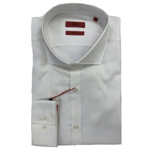 HUGO BOSS KASON SHIRT 50391539-199-WHITE