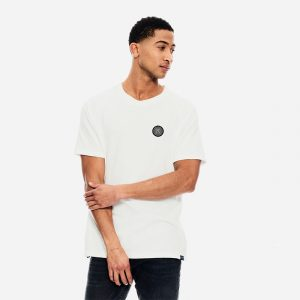 GARCIA JEANS S/S T-SHIRT WITH PATTERN B11204-50-WHITE