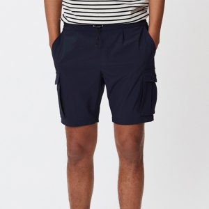 LES DEUX RIVER TECH SHORTS LDM511015-460460-DARK NAVY