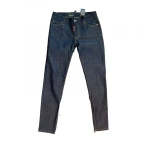 DSQUARED2 MEDIUM WAIST SKINNY JEAN S75LA0954 S30144-470-DENIM