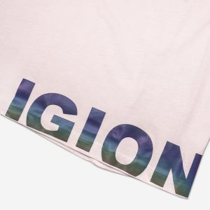 RELIGION RIGHT OF T-SHIRT 11TRON03-IVORY
