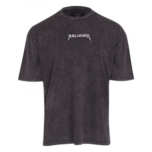 RELIGION SOLD OUT T-SHIRT 11TSON23-GREY WASH