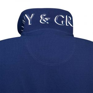 NAVY & GREEN POLOSHIRT YOUNG LINE 24GE.304/YL.4-MIDNIGHT BLUE