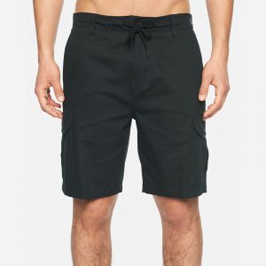 HURLEY ONE AND ONLY CARGO 20″ BERMUDA CJ6234-010-BLACK