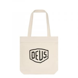 DEUS EX MACHINA CLASSICS TOTE BAG DMP77431-NAT-NATURAL