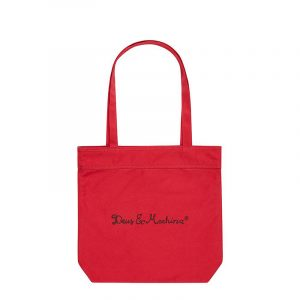 DEUS EX MACHINA CLASSICS TOTE BAG DMP77431-RED