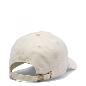 TIMBERLAND COTTON CANVAS BB CAP SELF BACKSTRAP TB0A1F54-269-HUMUS
