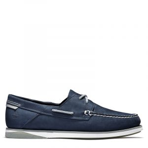 TIMBERLAND ATLANTIS BREAK BOAT SHOE TB0A416H-019-BLACK IRIS