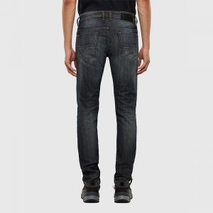 DIESEL THOMMER-X JEANS TROUSERS 00SB6D-009EP-01-DARK BLUE