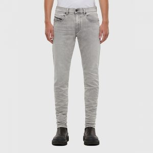DIESEL D-STRUKT  JEANS TROUSERS 00SPW6-069RE-07-LIGHT GREY