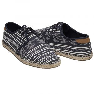 TOMS DIEGO TRIBAL SNEAKERS 10011606-NAVY ETHNIC