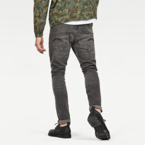 G-STAR RAW REVEND SKINNY JEANS 51010-A634-4865-91 MEDIUM AGED RIPPED