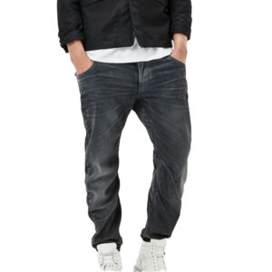 G-STAR RAW ARC ZIP 3D SLIM JEANS 51031-7863-3143 DARK AGED COBLER