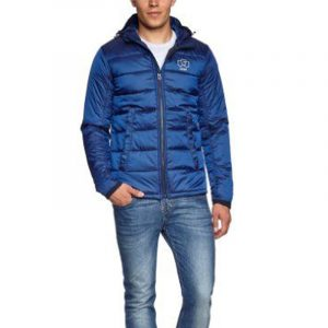 G-STAR RAW FRASER QUILTED JACKET L/S 83351B.5326.1305-IMPERIAL BLUE