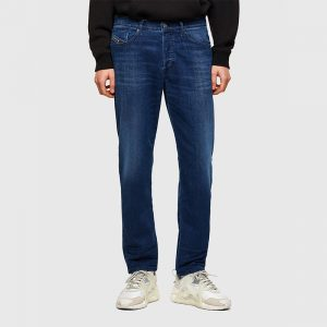 DIESEL D-FINING JEANS TROUSERS A01695-069SF-01-BLUE