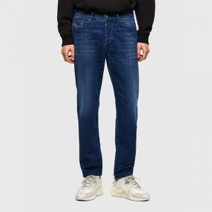 DIESEL D-FINING JEANS TROUSERS A01715-069SF-01-BLUE