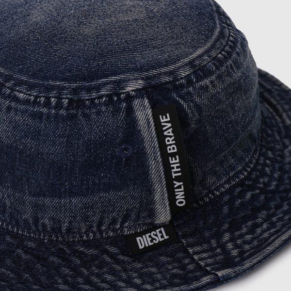 DIESEL D-BATHY HAT A02535-0EBBR-01-BLUE