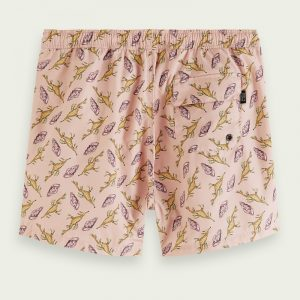 SCOTCH & SODA SHORT LENGTH – RECYCLED POLYESTER ALL-OVER PRINTED ΜΑΓΙΟ 160600-0219-MULTICOLOR/COMBO C