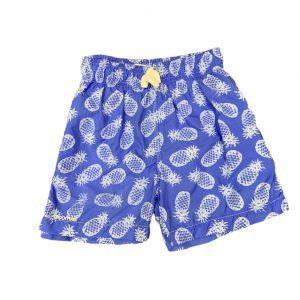BANANA MOON BOYS SWIMSHORT H7N56-BLUE
