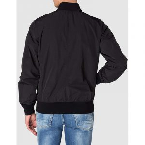 SUPERDRY RIPSΤΟΠ BOMBER ΜΠΟΥΦΑΝ M5010767A-02A-BLACK
