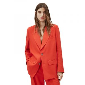 PEPE JEANS E1 LOLA OVERSIZE ΣΑΚΑΚΙ PL401938-244-MARS RED