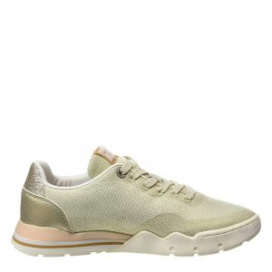 PEPE JEANS SIENA WOVEN 2 SNEAKERS PLS31126-099-GOLD