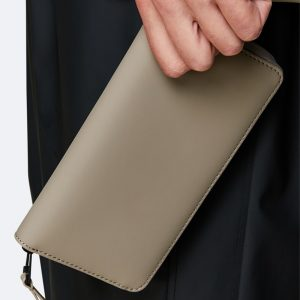 RAINS WALLET 1626-TAUPE