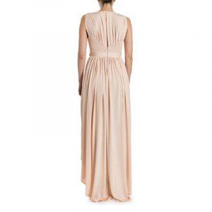 ELISABETTA FRANCI DRESS AB-579-3286-V367-238 NUDO