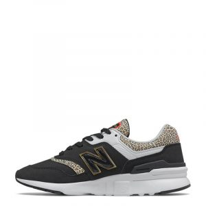 NEW BALANCE LIFESTYLE SNEAKERS CLASSIC RUNNING CW997HPY−BLACK/WHITE