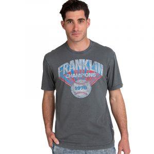 FRANKLIN MARSHALL ΜΠΛΟΥΖΑ JM3075.000.1011G34  098-BLACK