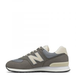 NEW BALANCE LIFESTYLE SNEAKERS CLASSIC RUNNING ML574SRP−GREY