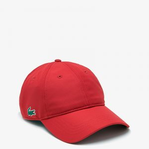 LACOSTE ΚΑΠΕΛΟ BASEBALL RK2662-029-RED