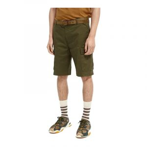 SCOTCH & SODA FAVE- COTTON TWILL CARGO SHORT 160729-0115-ARMY