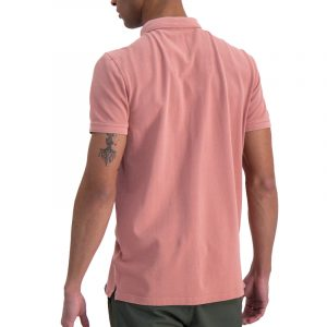 GARCIA JEANS POLO SHIRT GS010310-3068 CORAL REEF