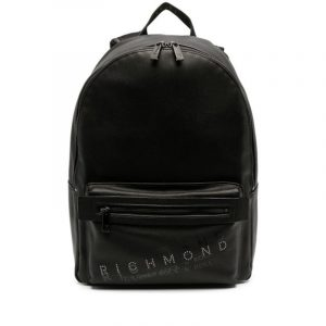 JOHN RICHMOND BOLIVAR BACKPACK RMA20319ZA-8C BLACK