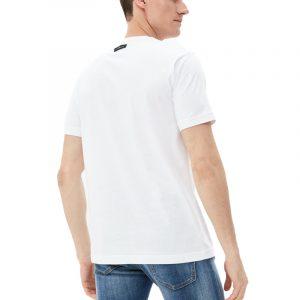 JOHN RICHMOND SALLYANNE T-SHIRT RMP21078TS-A8 WHITE