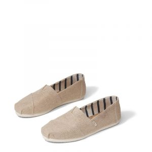 TOMS CLASSIC NATURAL HERITAGE CANVAS 10015260 BEIGE