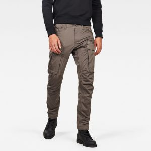 G-STAR RAW ROVIC ZIP 3D STRAIGHT TAPERED ΠΑΝΤΕΛΟΝΙ D02190-5126-1260-GS GREY