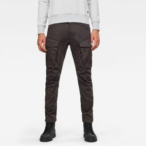G-STAR RAW ROVIC ZIP 3D STRAIGHT TAPERED ΠΑΝΤΕΛΟΝΙ D02190-5126-976-RAVEN
