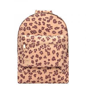 MI PAC NYLON BACKPACK 740314-S99-LEOPARD NATURAL