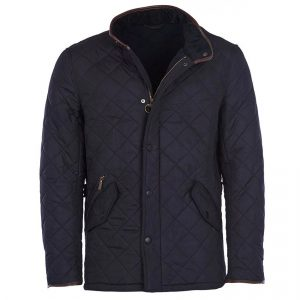 BARBOUR POWELL QUILT ΜΠΟΥΦΑΝ MQU0281-NY71-NAVY